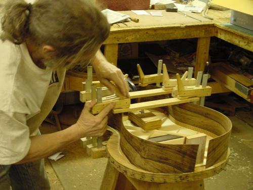 Wooden Cawls