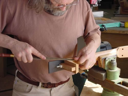 Heel Carved First