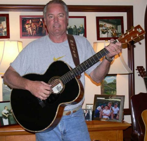 Bruce - FBG Guitar